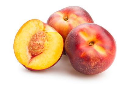 Nectarine jaune