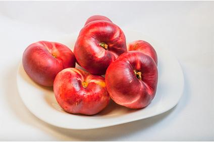 Nectarine plate