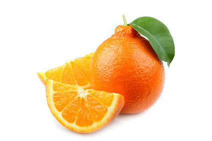 Orange mineolas