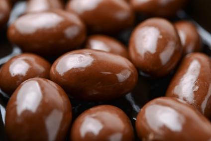 Enrobage chocolat