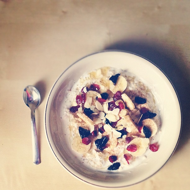 petit déjeuner prim fruits