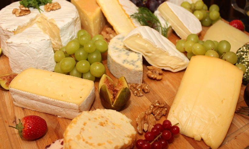 Faire un plateau de fromage soi-même