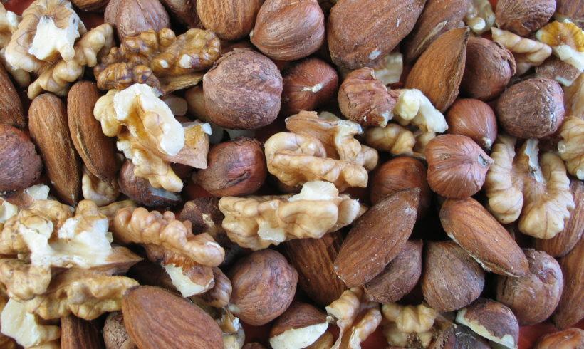 Recette de pommes au four aux fruits secs